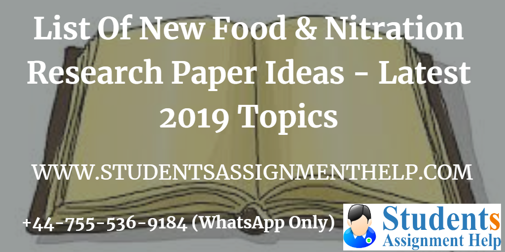research paper ideas proposal paper