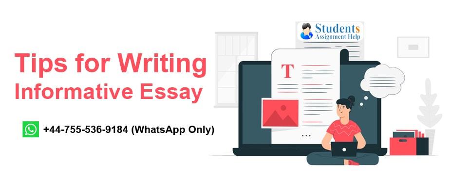 Writing Informative Essay