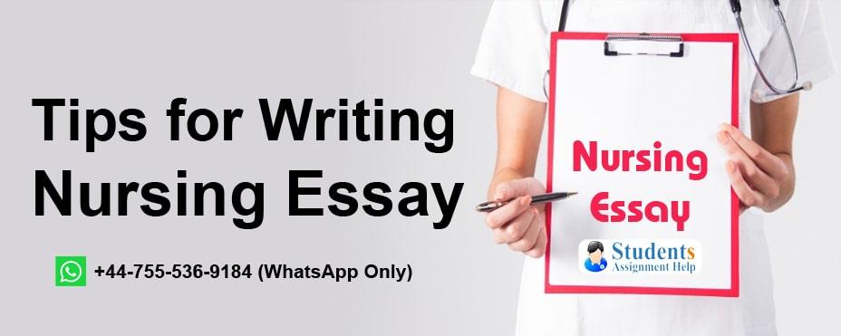 Tips for Writing Nursing Essay