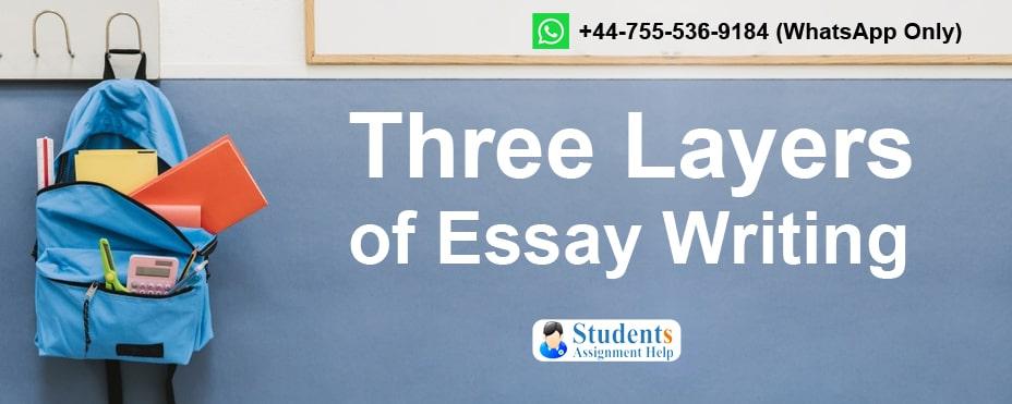 Three Layers of Essay Writing-min