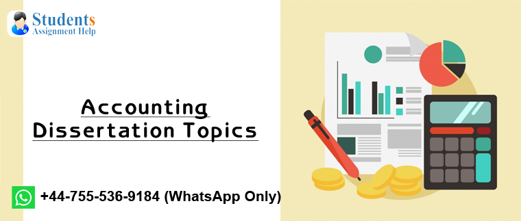 Accounting Dissertation Topics