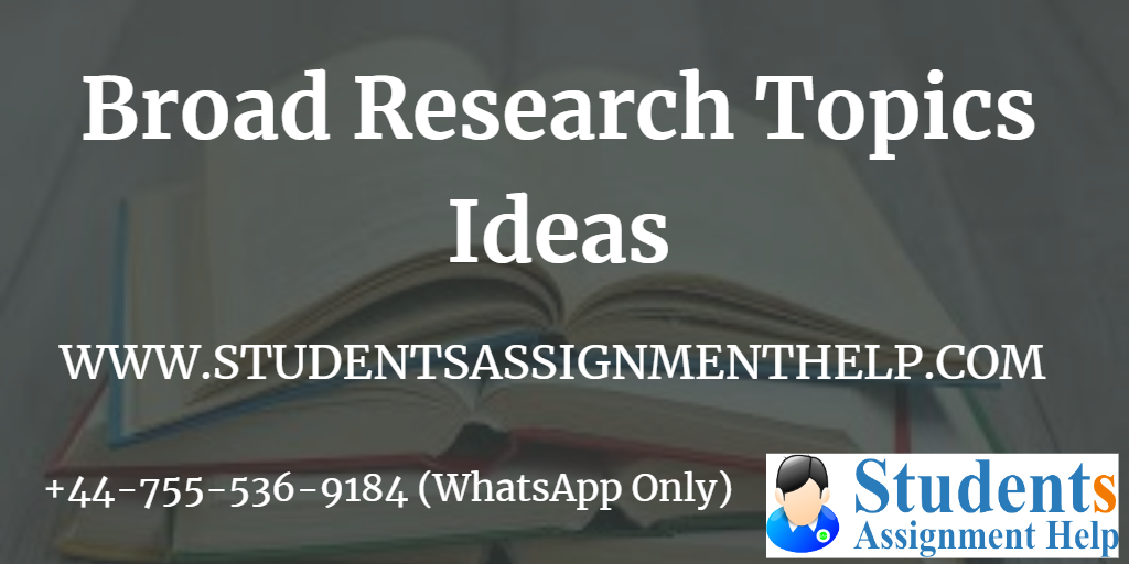 Broad Research Topics Ideas1553337907-506564