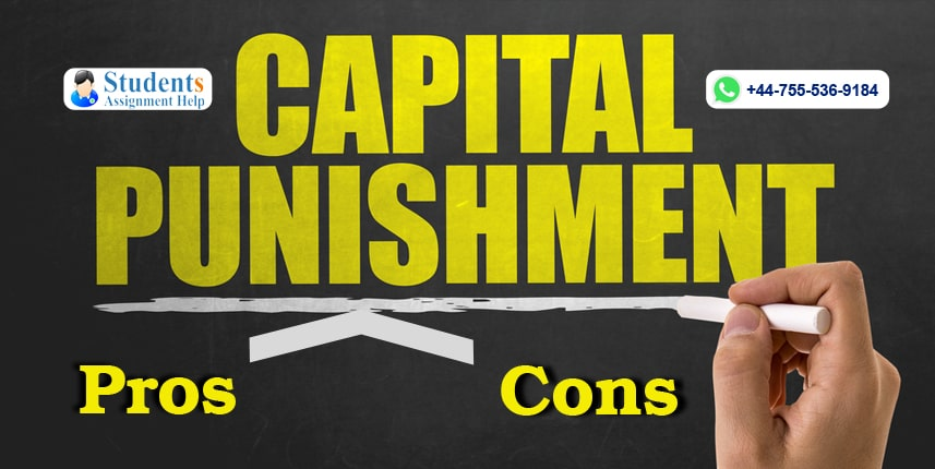 Capital Punishment Pros And Cons