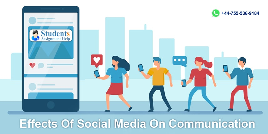 Effects Of Social Media On Communication
