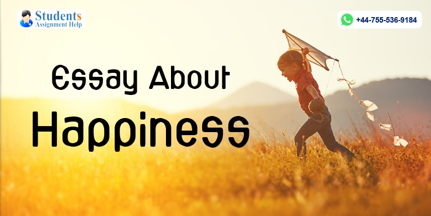 Essay About Happiness