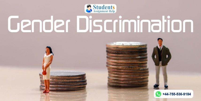 Sexual discrimination essay