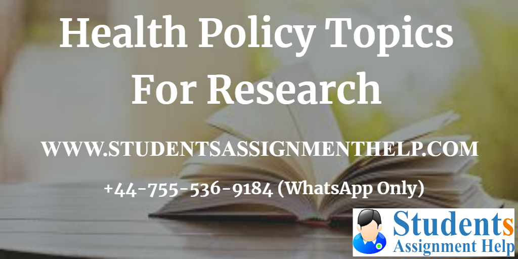 Health Policy Topics For Research1552652165-586676