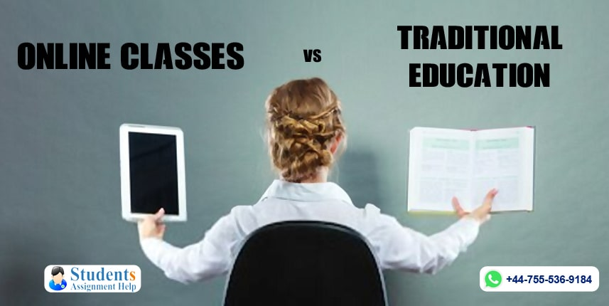 Online Classes Vs Traditional Education