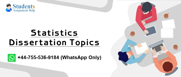 Online dissertation help statistics