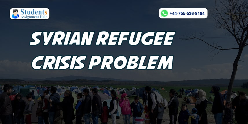 Syrian Refugee Crisis Problem