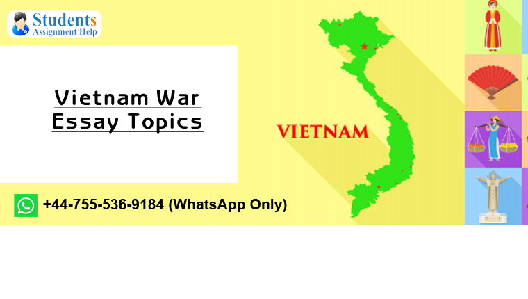 Vietnam War Essay Topics