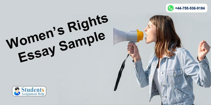Women's Rights Essay Sample