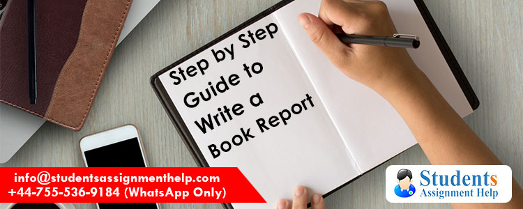 Step-by-Step-Guide-to-Write-a-Book-Report