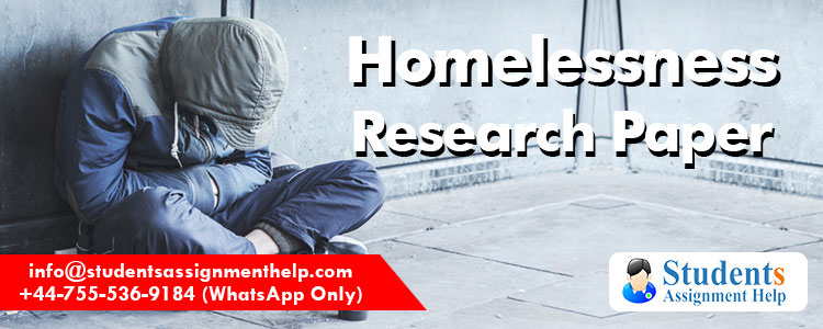 Homelessness research paper