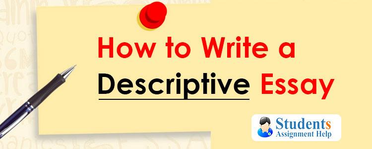 How-to-Write-a-Descriptive-Essay