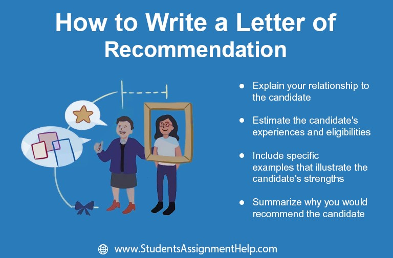 How to Write a Letter of Recommendation