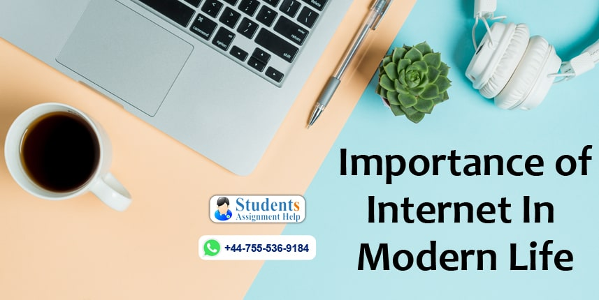 Importance of Internet In Modern Life
