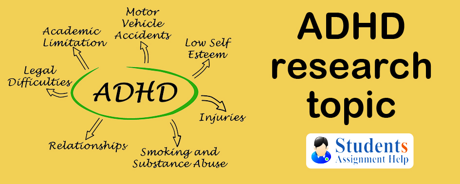 ADHD research topic