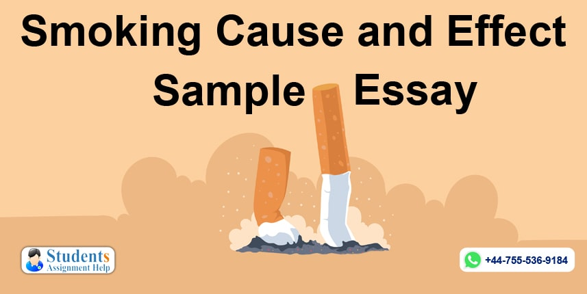 Smoking Cause and Effect