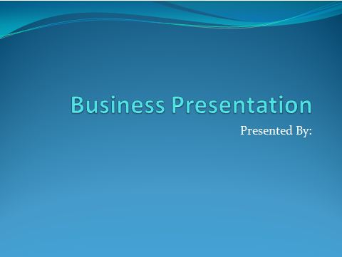 business decision making presentation