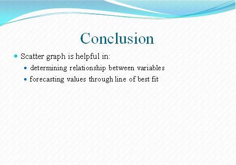 unit 6 BTEC decision making assignment Conclusion