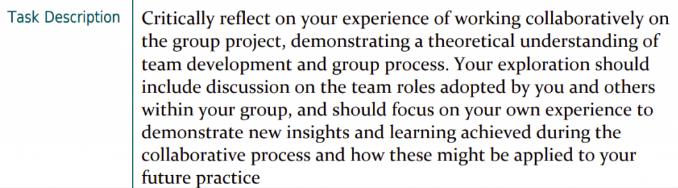 CNA802 Assessment Task 3 Reflective Paper Answer