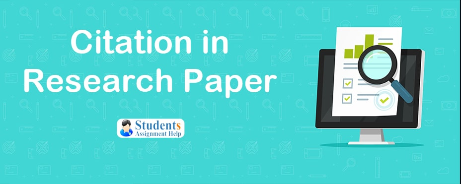 Citation in Research Paper