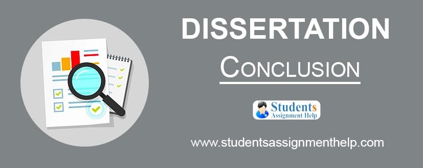 Dissertation Conclusion