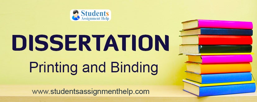 Printing and Binding Your Thesis | SkillsYouNeed