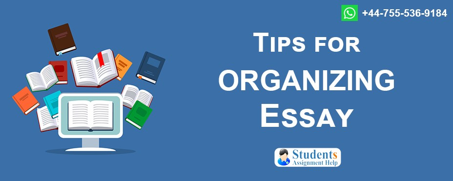 Tips for Organizing Essay