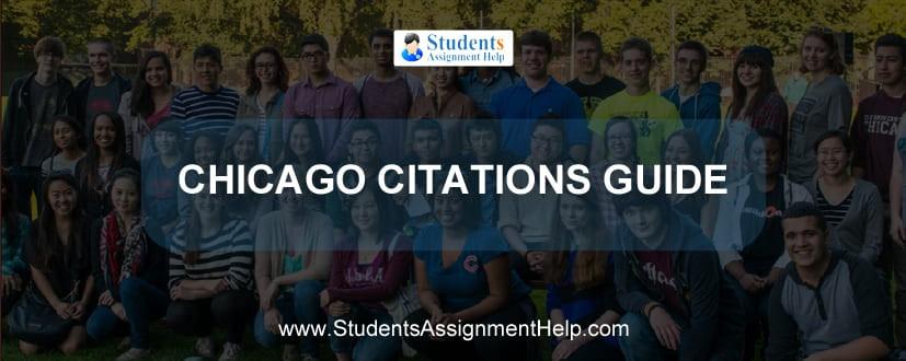 Chicago Citations Guide