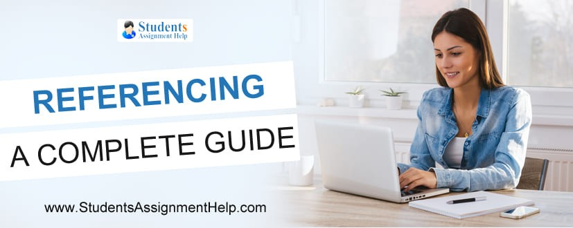 Referencing- A Complete Guide